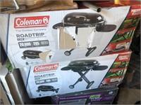 Portable Coleman Grills