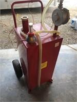 Portable Gas Tank