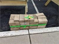 Small Tan Bricks