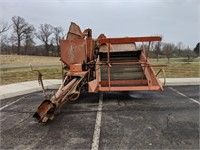 Pull Behind Combine