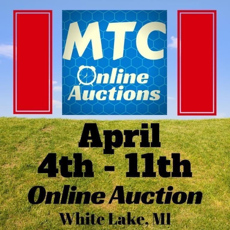 Astounding 536 Lots Mtc April 4Th 11Th Online Auction White Lake Mi Bralicious Painted Fabric Chair Ideas Braliciousco