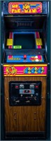 Vintage Cabaret  Ms. Pac-Man Coin-Op Arcade Game