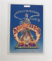 A Collection of the Grateful Dead and Artist Jan Sawka