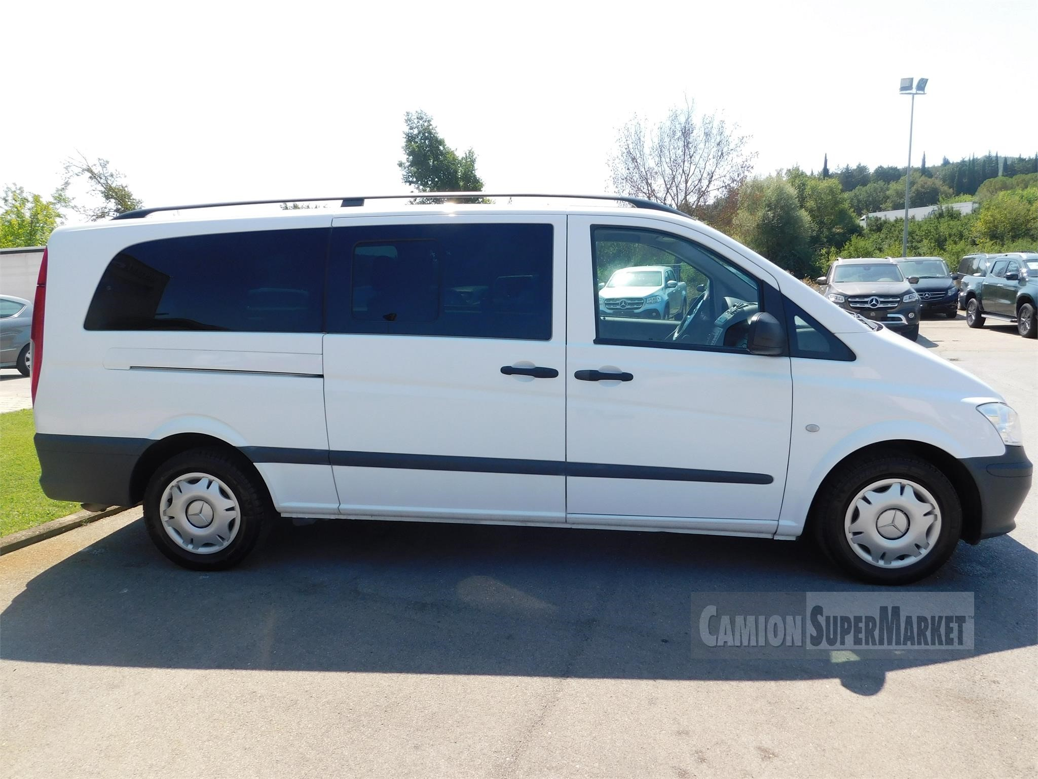 Mercedes-Benz VITO 116 Uzywany 2012