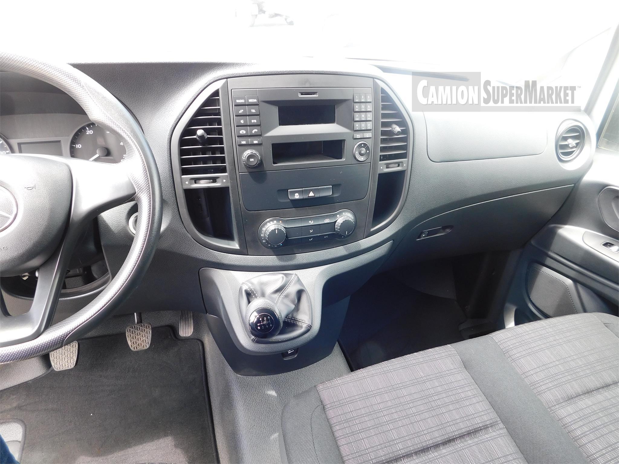 Mercedes-Benz VITO 114 Usato 2014 Umbria