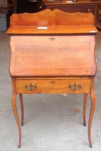 Antique Drop Front Secretary Desk >> Antique Drop Front Secretary Desk Chesapeake Marketplace