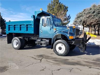 INTERNATIONAL 4800 Trucks For Sale - 22 Listings