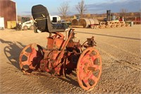 FARMALL 400-450 REAR END WITH CLUTCH HOUSING   SPENCER SALES