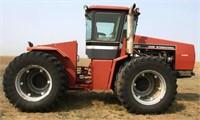 1994 Case INT 9250, Cummins diesel eng, 4x4, duals, 20.8R-38 tires, 4-pr rem, 6252 hrs, SN: JEE0032712 (view 1)