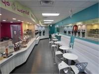 Store Auction of FroYo World Frozen Yogurt Store