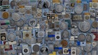 Silver Gold Numismatic Coins and Currency