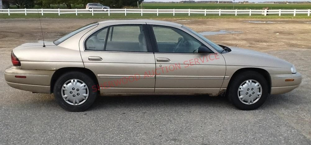 1998 chevy lumina sherwood auction service llc online auctions