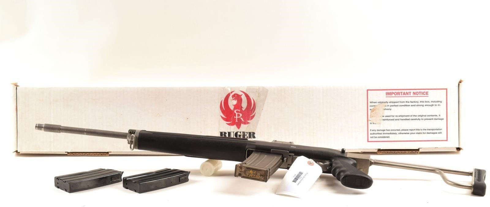 Ruger Mini 14 Ranch Rifle | Musser Bros  Inc
