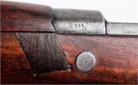 Gun Czech Vz  98/22 Mauser Bolt Action Rifle in 8m