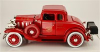 1932 Fire Chief Chevy Coupe Model NIB