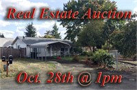 Yelm, WA Real Estate Auction