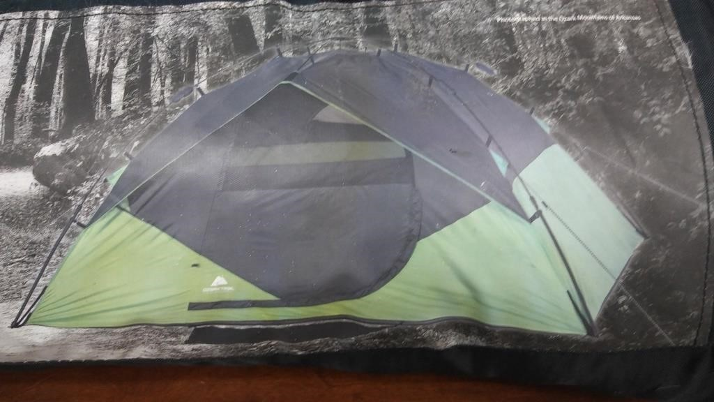 Ozark Trail instant tent | Toodle Loo Auctions