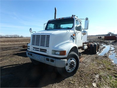 INTERNATIONAL 8100 Heavy Duty Trucks Auction Results - 50