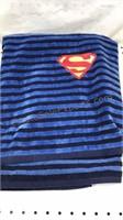 Superman  Logo bath towel 100% cotton
