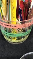 Lot of Vintage Cocktail / Barware