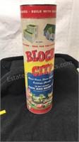 "Vintage Tri-State Plastic Molding Company ""Block"