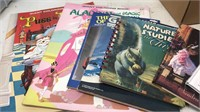 Vintage Lot of Children's Activity / Coloring /