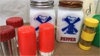Lot of Vintage Salt and Pepper Shakers 6 Sets