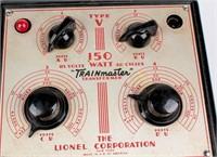 Vintage Lionel Model Train Transformers | AZFirearms com/Pot of Gold