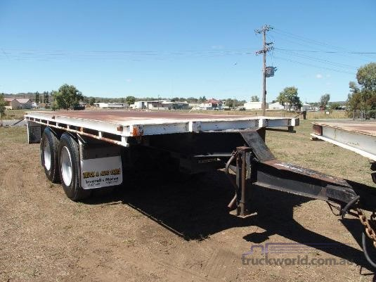 1992 Hogan other Trailers for Sale