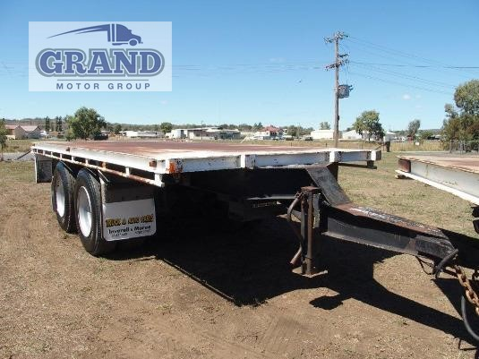 1992 Hogan other Grand Motor Group - Trailers for Sale