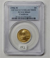 Weekly Coins & Currency Auction 4-5-19