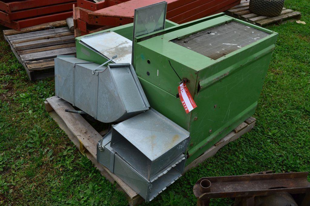 Keep Rite Air Conditioning Condenser Units | VAN KLAVEREN Auctions Inc