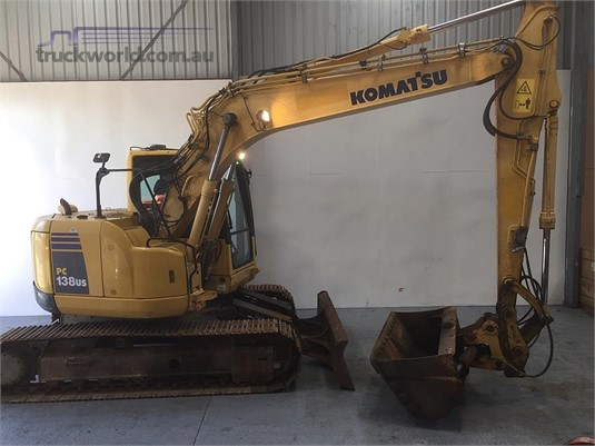 2009 Komatsu PC138US-8 - Heavy Machinery for Sale