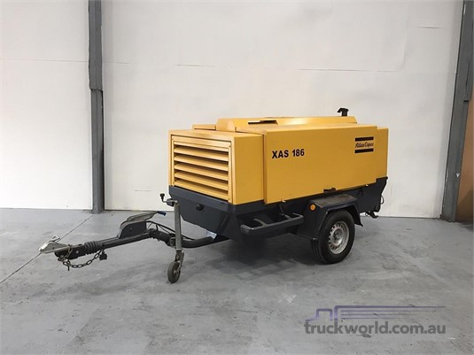 2010 Atlas Copco other - Heavy Machinery for Sale