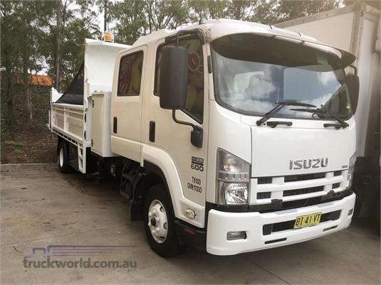 2010 Isuzu FRR Trucks for Sale