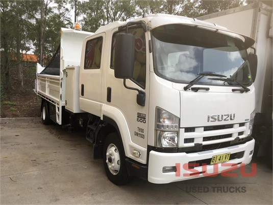 2010 Isuzu FRR Used Isuzu Trucks - Trucks for Sale