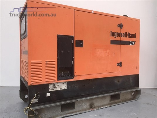2003 Ingersoll Rand other - Heavy Machinery for Sale