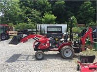 33 Lots | Agriculture Tractors 17041 | Asset IQ LLC