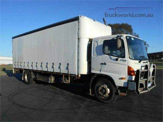 2004 Hino Ranger 9 Pro FG XLong Trucks for Sale