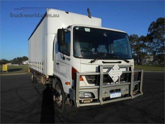 2004 Hino Ranger 9 Pro FG XLong - Truckworld.com.au - Trucks for Sale