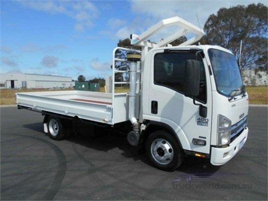 2015 Isuzu NPR 400 Medium - Truckworld.com.au - Trucks for Sale