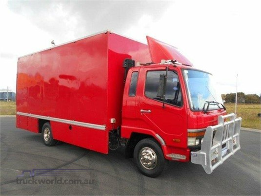 1999 Mitsubishi Fighter FK618 Trucks for Sale