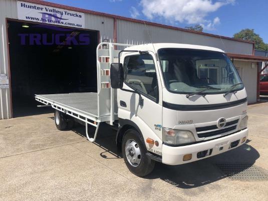 2008 Isuzu NQR 450 Long Hunter Valley Trucks - Trucks for Sale