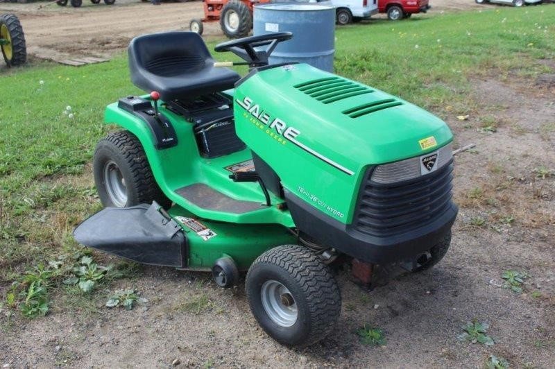 John Deere Sabre >> John Deere Sabre Riding Lawn Mower Smith Sales Llc