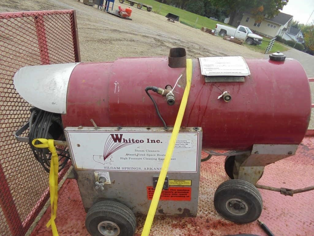 Whitco Pressure Washer/Steam Cleaner | HiBid Auctions
