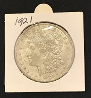 Gold, Silver, and Coins Online Auction!