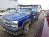 Bethel Truck Auction