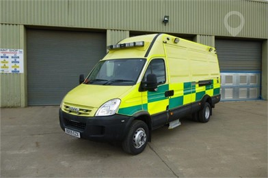 Used Ambulance Vans for sale in the United Kingdom - 1