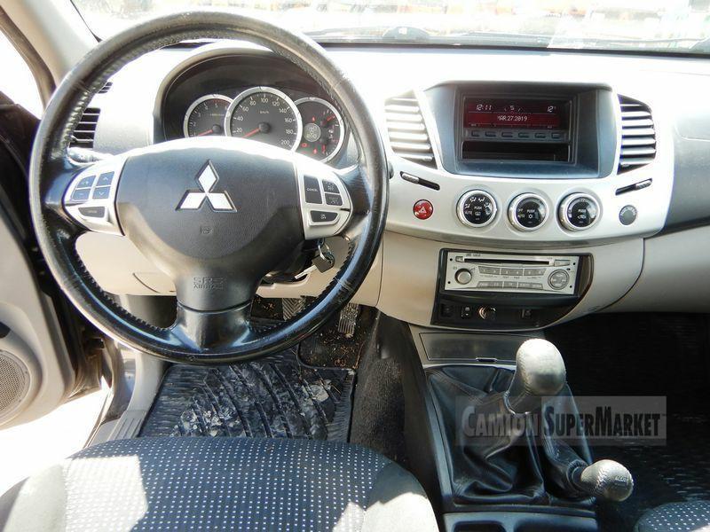 Mitsubishi L200 Usato 2011 Marche