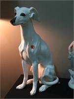 Ceramic Grayhound